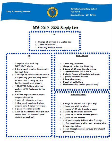 berkeley elementary homepage