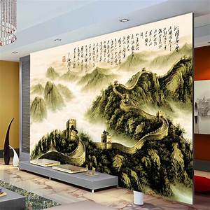 Aliexpress.com : Buy The Great Wall Painting photo ...