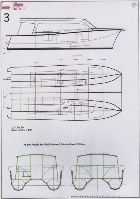Catamaran Boat Plans by Compucraft Yacht Designs Australia S Serving