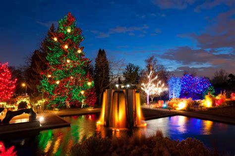 chatfield botanic gardens christmas lights 11 best light displays in denver 2016