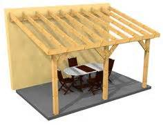 Resultat de recherche d39images pour quotcarport toit plat bac for Abri de jardin bois pas cher leroy merlin 5 auvent terrasse appenti bois carport tradi