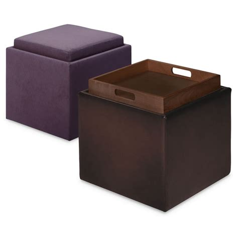 Ottoman Storage Cubes by Uno Storage Ottoman Cube Creative Classics