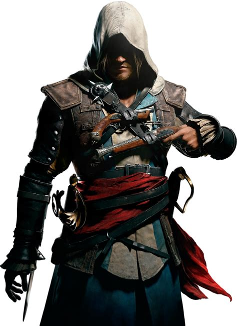 Edward Kenway Assassins Creed Iv By Jakubqaazadamski On