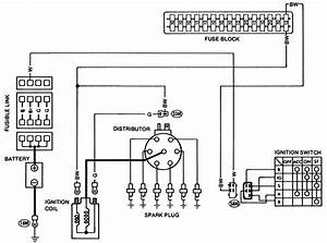 Datsun Ignition Wiring Diagram