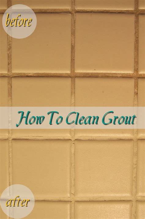 how to clean grout my porcelain tile floor and its grout gonna to try this when