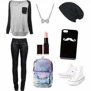 Polyvore clothes fashion outfit - image #754578 on Favim.com
