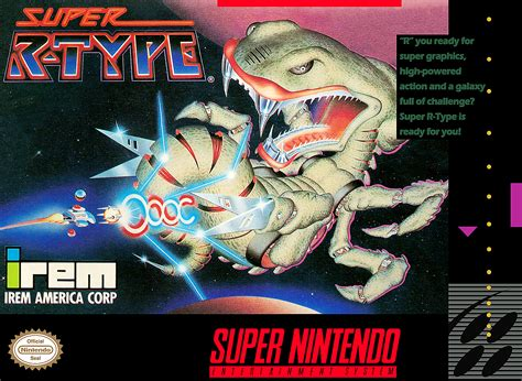 Super R Type Game Giant Bomb