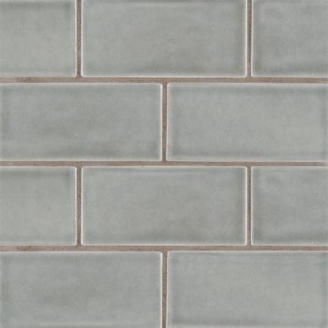 MSI Highland Park Fog Glazed Subway Tile Backsplash SMOT