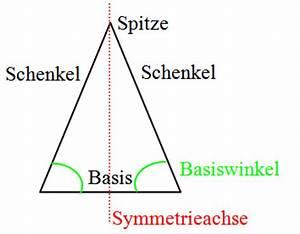 Gleichschenkliges Dreieck Schenkel Berechnen : gwm7 flg wiki ~ Themetempest.com Abrechnung