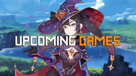 upcoming gacha games global english