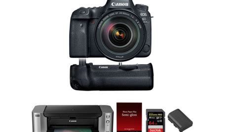 Canon 6d Mark Ii Cyber Monday Deal
