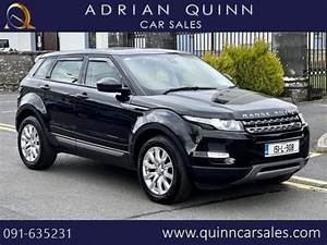 Used Land Rover Range Rover Evoque 2015 Cars For Sale In