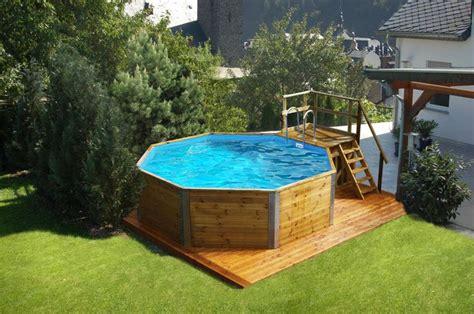 schwimmbecken aus holz holzpool weka korsika mit sandfilteranlage schwimmbecken aus holz eine erfrischende