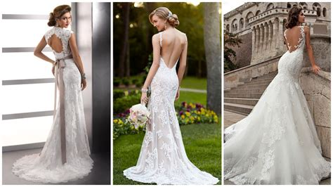 The Most Stunning Lace Wedding Dresses For Your Special Day