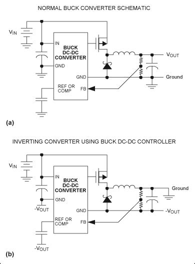 Making a Voltage Inverter from a Buck (Step-Down) DC-DC ...