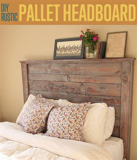 27 Diy Pallet Headboard Ideas  Guide Patterns