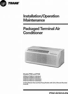 Trane Package Units Both Units Combined  Manual L0410122