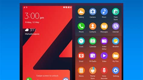 discover tizen 3 0 os on the samsung z4