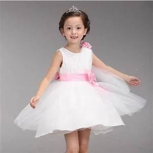 Robe De Demoiselle D Honneur Fille : robe demoiselle d 39 honneur fillette robe d 39 enfant pour ~ Mglfilm.com Idées de Décoration