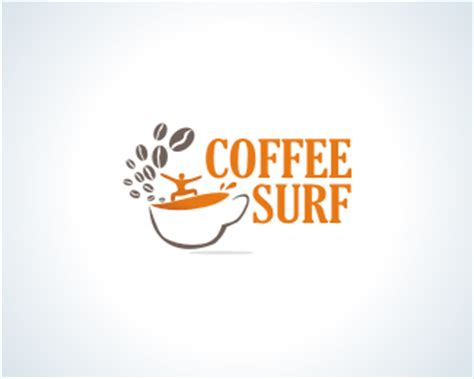 You can even print this on your letterheads and other promotional products. 30 Clever Coffee Logo Designs for Inspiration | Designbeep
