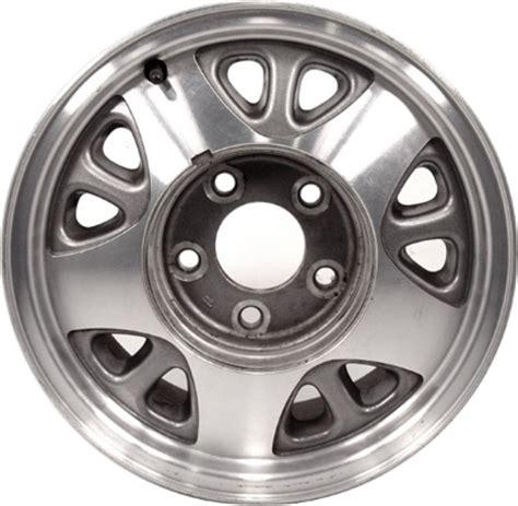 tire pressure monitoring 2003 chevrolet astro free book repair manuals chevrolet astro wheels rims wheel rim stock oem replacement