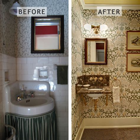 Traditional Powder Room   Bathroom Design by Tracey