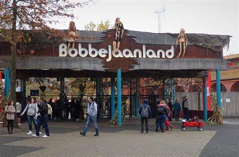 attracties  bobbejaanland themagebied adventure valley