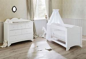 pack duo chambre pin massif blanc pino lestendancesfr With chambre bebe pin massif