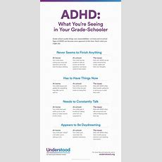 Signs Of Adhd In Grade School  Adhd In Elementary Students