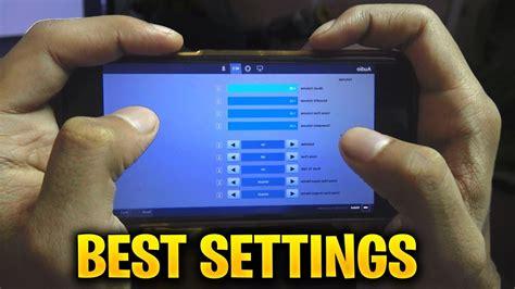 fortnite  android  ios settings high fps  lag