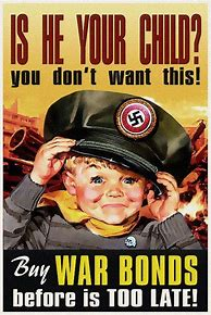 Image result for WWII propoganda cartoons
