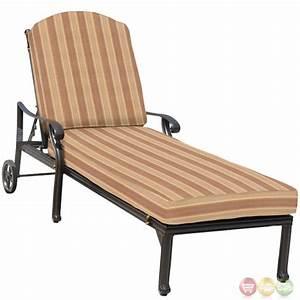 Lounge Set Aluminium : brentwood 3 piece cast aluminum outdoor chaise lounge set chaise aluminium exterieur ~ Indierocktalk.com Haus und Dekorationen