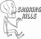 Coloring Drugs Drug Anti Ribbon Say Week Smoking Drawing Drawings Dope Kills Sketch Alcohol Printables Popular Return sketch template