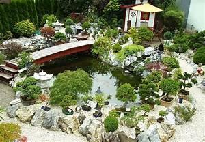 Garten Mit Teich : garten mit teich ~ Buech-reservation.com Haus und Dekorationen