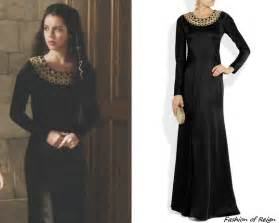 Black Reign Queen Mary Dresses