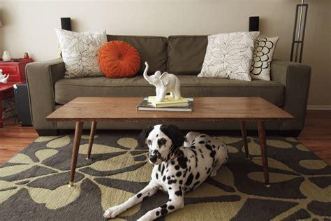 diy modern coffee table diy mid century modern coffee table bartlett design Diy Modern Coffee Table