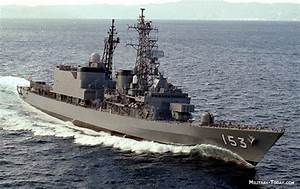 Asagiri Class Guided-Missile Destroyer | Military-Today.com