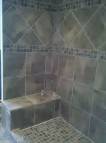 ideas for tiling a bathroom 40 gray shower tile ideas and pictures