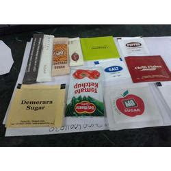 packaging sachets sugar sachets exporter from mumbai