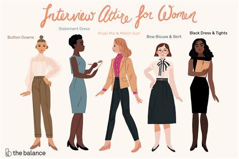 interview attire  women     impression