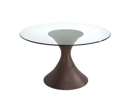 round glass table with metal base dining room fabulous round glass top dining table metal