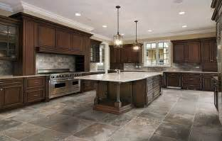 tile kitchen floor ideas kitchen floor tile layout ideas pictures to pin on