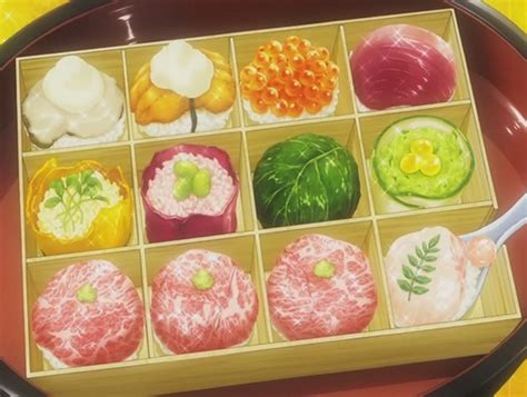 wonderful world  top  japanese food  anime
