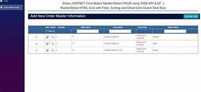 Blazor Asp Core Crud Web Api Master