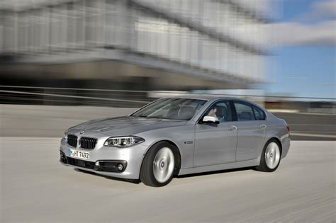 2015 Bmw 5series Picturesphotos Gallery  The Car Connection