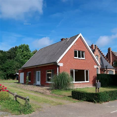 Huis Te Koop Belsele woning te koop hoge bokstraat 208 belsele ref 1283861