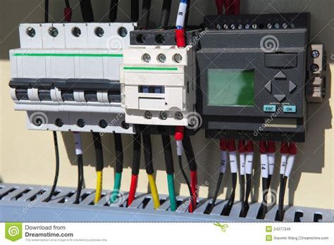electrical automation stock of activities 24377346