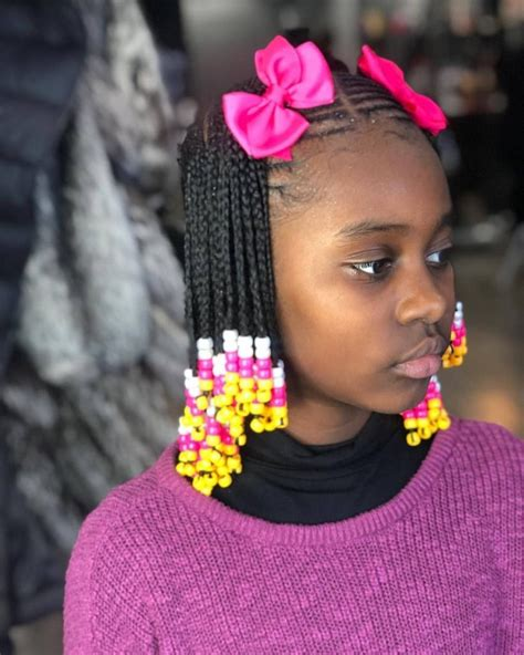 2019 kids braids hairstyles cute styles for little
