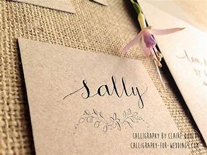 new calligraphy invitations for rustic outdoor or quirky With calligraphy style wedding invitations uk