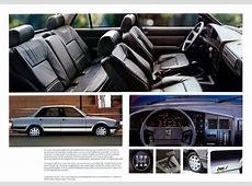 1987 Peugeot 505 brochure